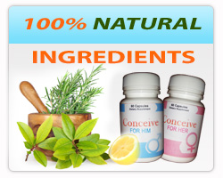 Natural Herbal Fertility Pills